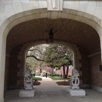 Photo taken at Missouri School of Journalism by Jen R. on 3/19/2012