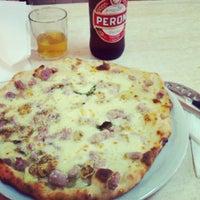 Photo taken at Antica Pizzeria Prigiobbo by Antonio P. on 7/28/2012