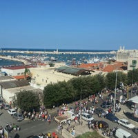 Photo taken at Giostre Festa Patronale Molfetta by Antonio Z. on 9/8/2012