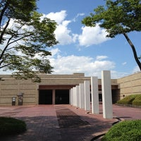 Photo taken at Miyagi Museum of Art by nendoooh on 7/16/2012