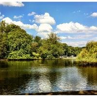 Photo taken at Hillsborough Park by Ryan G. on 8/14/2012