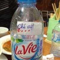 Photo taken at Cơm Chân by Phong Bad on 3/2/2012