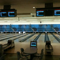 Photo taken at Highland Lanes by Steve F. on 7/6/2012