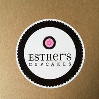 Photo taken at Esther's Cupcakes by Michael F. on 8/18/2012