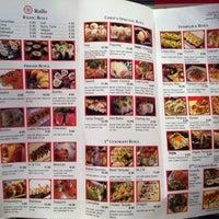 Photo taken at Sushi Yun by Krista L. on 7/15/2012