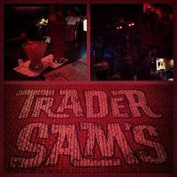 Photo taken at Trader Sam's Enchanted Tiki Bar by Randy C. on 4/1/2012