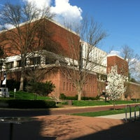 Photo taken at Vernon R Alden Library by Aaron S. on 3/22/2012