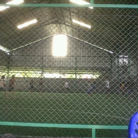 Photo taken at 999 futsal by yadiroquai on 4/29/2012