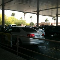 Photo taken at Full Circle Autowash by Carie G. on 4/28/2012