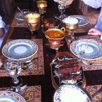 Photo taken at Bukhara Restaurant by Fatma on 8/20/2012