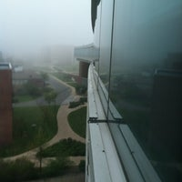 Photo taken at IST Building by Melissa H. on 4/19/2012