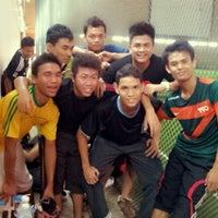 Photo taken at Arena Ria Futsal Field by Syed Muhammad D. on 7/6/2012