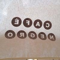 Foto diambil di Café Negro oleh Irene R. pada 4/22/2012