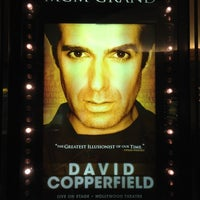 Photo taken at David Copperfield - MGM by Steve Y. on 2/14/2012