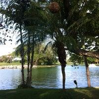 Photo taken at Campo de Golf Playacar by Fatima N. on 5/26/2012