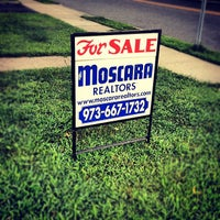 Photo taken at Moscara Realty Nutley by Kimba D. on 8/8/2012