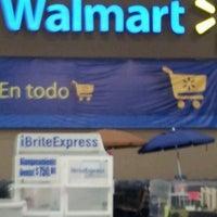 Photo taken at Walmart by Sergio G. on 3/28/2012
