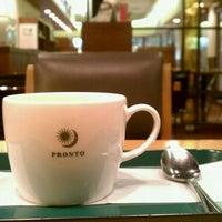 Photo taken at PRONTO 新千歳空港店 by Yuki K. on 5/11/2011