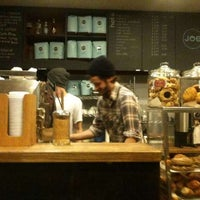 Photo taken at Joe the Art of Coffee by 7th.List on 12/27/2011