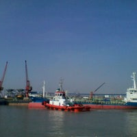 Photo taken at Dermaga Jetty by Fafan M. on 10/15/2011