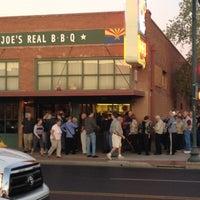 Photo taken at Joe's Real BBQ by John B. on 2/4/2012