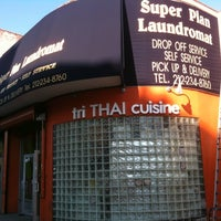 Photo taken at tri THAI cuisine by Larry on 5/1/2011
