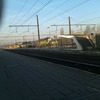 Photo taken at Station Herentals by Nick B. on 3/22/2011