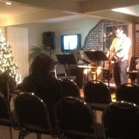 Photo taken at Oceanside Saturday Night Service by Andy J. on 12/11/2011