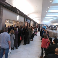 Photo taken at Apple Brent Cross by Salim F. on 3/11/2012