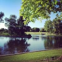 Photo taken at Liberty Park by Alex O. on 6/15/2012