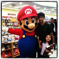 Снимок сделан в Saraiva MegaStore пользователем Rafael A. 12/4/2011