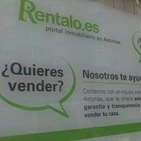 Foto tomada en Rentalo Profesionales Inmobiliarios por Alejandro M. el 8/24/2011