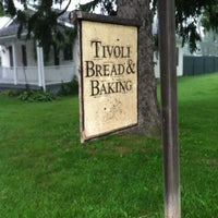 Photo taken at Tivoli Bread and Baking by Emily R. on 8/27/2011