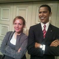 11/5/2011 tarihinde Vladan C.ziyaretçi tarafından Madame Tussauds'de çekilen fotoğraf