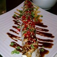 Photo taken at Kumori Sushi & Teppanyaki by Ana G. on 6/25/2011