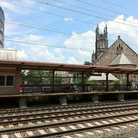 Photo taken at NJT - New Brunswick Station (NEC) by Xavier on 7/16/2011