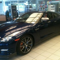 Photo taken at AutoNation Nissan Tempe by Michael T. on 5/9/2012