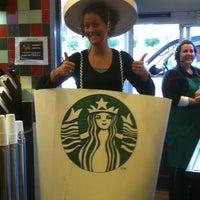 Photo taken at Starbucks by Angela H. on 10/31/2011