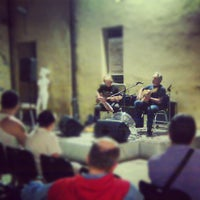 Photo taken at Chiostro Sant'Agostino by Daniele A. on 8/7/2012