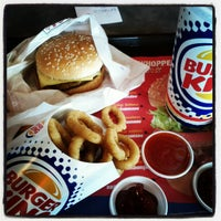 Photo taken at Burger King by Jambert D. on 4/5/2012