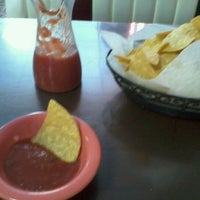 Photo taken at Tapatio's Restaurante Mexicano by Nicole R. on 10/28/2011