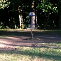 Photo taken at Disc Golf Course by Nick N. on 9/25/2011
