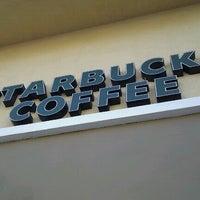Photo taken at Starbucks by Elliot H. on 10/7/2011