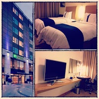 Photo taken at Holiday Inn Express by Xai S. on 7/30/2012