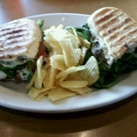 Photo taken at Jason's Deli by George H. on 3/8/2012