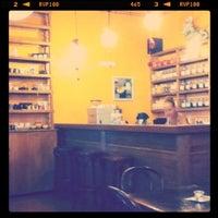 Photo taken at Tea House (Чай във фабриката) by upu on 8/14/2011