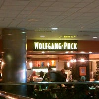 Photo taken at Wolfgang Puck Express by Lynae W. on 11/12/2011