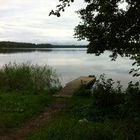Photo taken at Оз. Бакланово by Evgeniy B. on 8/17/2012