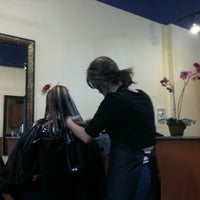Photo taken at Cher & Company Salon by Lorie G. on 3/12/2011