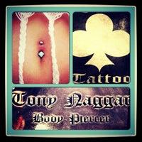 Photo taken at Club Tattoo by Dana J. on 7/12/2012